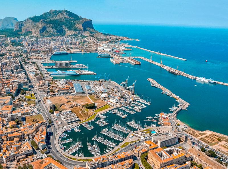 La nostra base in Sicilia